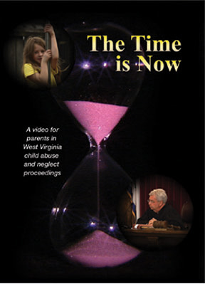 The Time is Now Video Cover